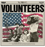 Vinilo Jefferson Airplane - Volunteers