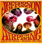 Vinilo Jefferson Airplane - Live At Fillmore- November 25th 1966 (2 Lp)