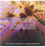 Vinilo Jefferson Airplane - Last Stand At Winterland (2 Lp)
