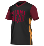Camiseta Miami Heat (Negro)