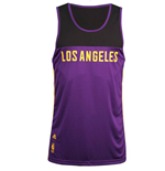 Camiseta Los Angeles Lakers (Morado)