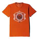 Camiseta New York Knicks (Naranja)