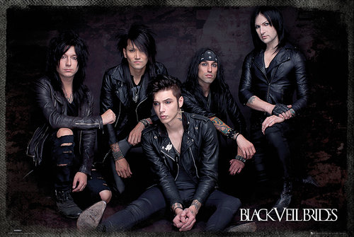 Póster Black Veil Brides 149477