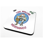 Breaking Bad Pack de 6 Posavasos Los Pollos