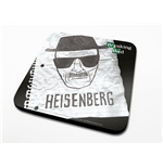 Breaking Bad Pack de 6 Posavasos Heisenberg Paper