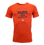 Camiseta Paris Saint-Germain 2015-2016 (Rojo)