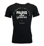 Camiseta Paris Saint-Germain 2015-2016 (Negro)