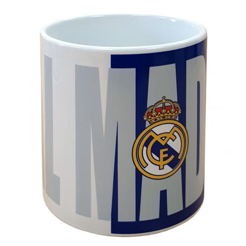 ddafb54f94e95 Taza Real Madrid Grande Original  Compra Online en Oferta