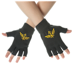 The Legend of Zelda Guantes Logo