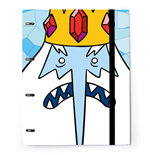 Adventure Time Carpeta Ice King