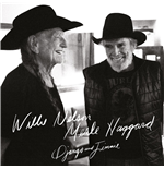 Vinilo Willie Nelson & Merle Haggard - Django And Jimmie (2 Lp)