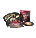 "Vinilo Willie Nelson - Always On My Mind / The Party's Over 7 & T Shirt Box Set (7"" Box)"