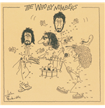 Vinilo Who - The Who By Numbers