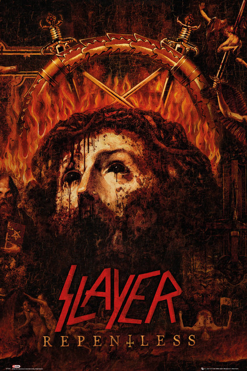 Póster Slayer 150677