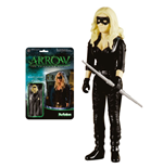 Arrow ReAction Figura Black Canary 10 cm