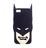 DC Comics Funda de Silicona para iPhone 5 Batman