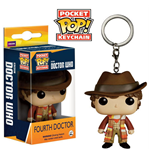 Doctor Who POP! Vinyl Llavero 4th Doctor 4 cm