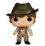Doctor Who POP! Television Vinyl Figura 4th Doctor with Jelly Beans 9 cm