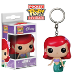 Disney Llavero Pocket POP! Vinyl Ariel 4 cm