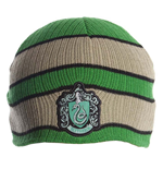 Harry Potter Gorro Beanie Slytherin Logo Patch