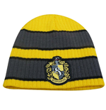 Harry Potter Gorro Beanie Hufflepuff Logo Patch