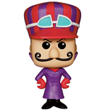 Hanna Barbera POP! Animation Vinyl Figura Dick Dastardly 9 cm