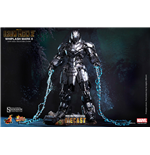 Iron Man 2 Figura MMS Diecast 1/6 Whiplash Mark II 33 cm