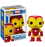 Marvel Comics POP! Vinyl Cabezón Iron Man 10 cm