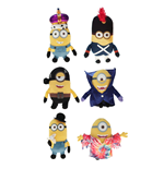 Minions Llavero Movie 12 cm Surtido (6)