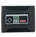 Nintendo Monedero Controller Rubber Badge