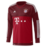 Camiseta Bayern de Munich 2015-2016 Away