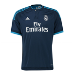 Camiseta Real Madrid 2015-2016 Third de niño