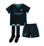 Camiseta Manchester City FC 2015-2016 Away