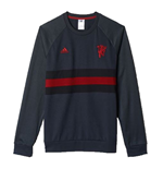 Chaqueta Manchester United FC 2015-2016 (Gris Oscuro)