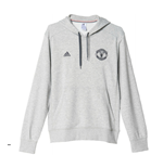 Sudadera Manchester United FC 2015-2016 (Gris)