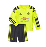 Camiseta Manchester United FC 2015-2016 Away
