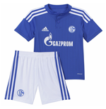 Camiseta Schalke 04 2015-2016 Home