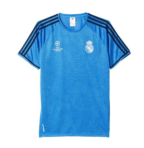 34d49b1f9a0b8 Compra Camiseta Real Madrid 2015-2016 (Azul oscuro) Original