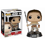 Star Wars Episode VII POP! Vinyl Cabezón Rey 10 cm