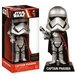 Star Wars Episode VII Wacky Wobbler Cabezón Captain Phasma 15 cm