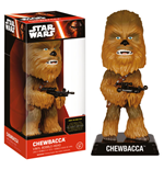 Star Wars Episode VII Wacky Wobbler Cabezón Chewbacca 15 cm