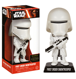 Star Wars Episode VII Wacky Wobbler Cabezón First Order Snowtrooper 15 cm
