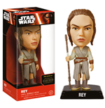 Star Wars Episode VII Wacky Wobbler Cabezón Rey 15 cm