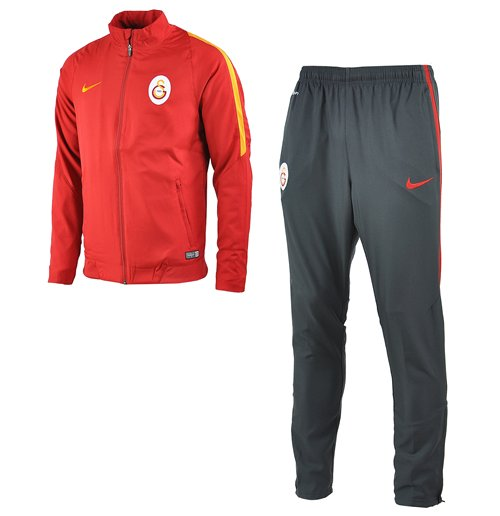 Compra Chándal Galatasaray 2015-2016 (Rojo) Original 53fe08e60ee78