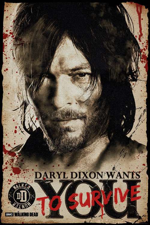 Póster The Walking Dead 151765