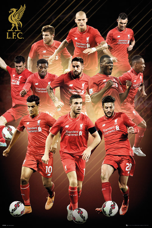 Póster Liverpool FC 151793
