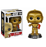 Star Wars Episode VII POP! Vinyl Cabezón C-3PO 10 cm