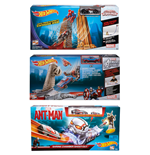 Marvel Pistas Hot Wheels Wave C Surtido (4)