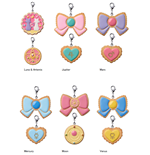 Sailor Moon Pretty Soldier Charm Patisserie Colgantes Surtido Cookie Charm (6)
