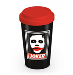 Batman Arkham Knight Taza de Viaje Obey The Joker